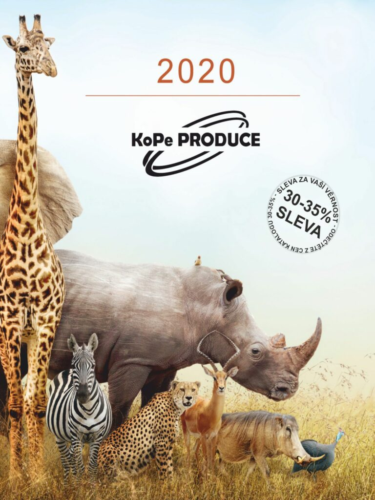 Katalog zvířata